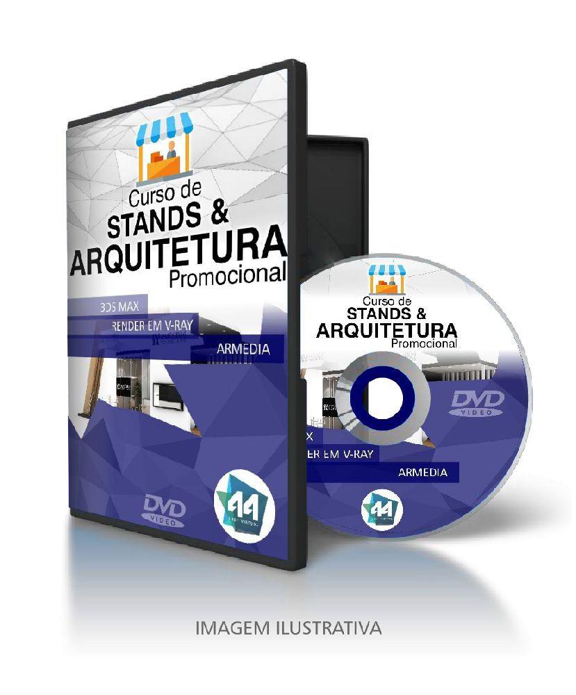 Curso de Stands e Arquitetura Promocional