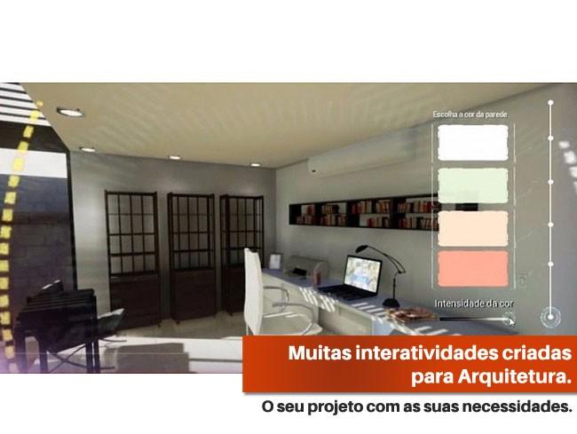 Curso de UNREAL Voltado à Arquitetura + SketchUP PRO + V-Ray