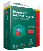 Kaspersky Internet Security 2017 Multidispositivos 3 PCs - Renovação
