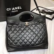 Bolsa Chanel Calfskin shopping bag A57977