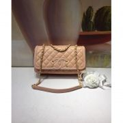 BOLSA CHANEL CANNAGE PATTERN SHOULDER BAG 66870