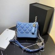 BOLSA  CHANEL GABRIELLE HOBO DENIM A91810