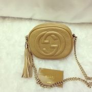 Bolsa Gucci Soho Disco mini chain