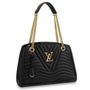 BOLSA LOUIS VUITTON CHAIN TOTE NEW WAVE M51496