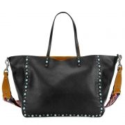 Bolsa Valentino Garavani Rockstud reversible leather shopper
