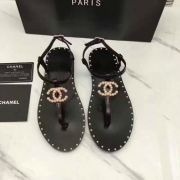 Sandália Chanel Pearl