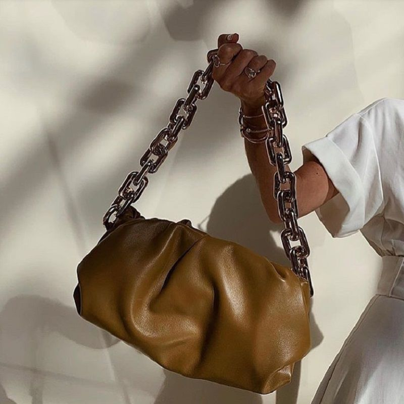 BOLSA BOTTEGA VENETA THE CHAIN POUCH
