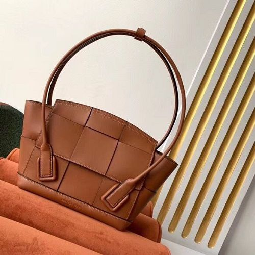 BOLSA BOTTEGA VENETA WEAVE LEATHER ARCO 70013