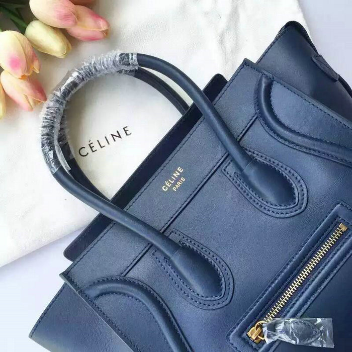 Bolsa Celine Boston Smile