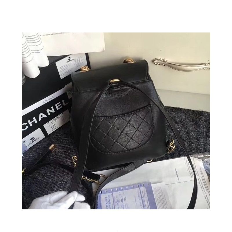 BOLSA  CHANEL BACKPACK GRAINED CALFSKIN A57570