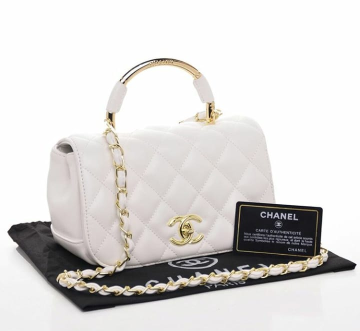 BOLSA CHANEL CARRY CHIC BAG