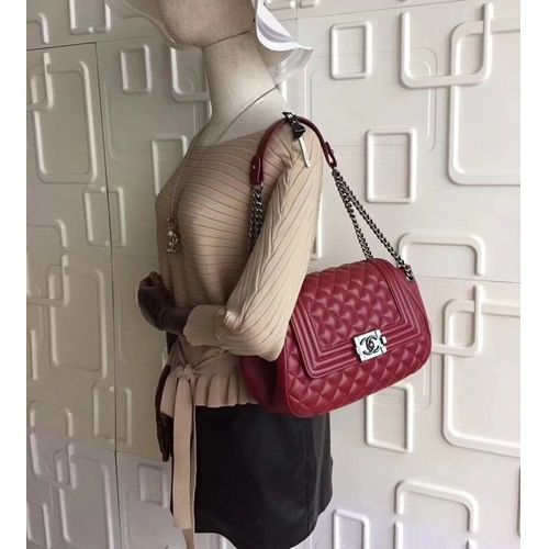 BOLSA  CHANEL COCO SERIES SHEEPSKIN LEATHER SHOULDER BAG 5698