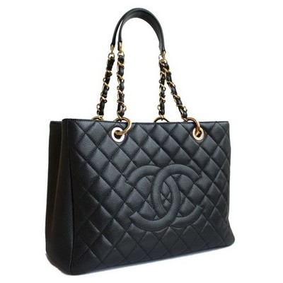 19b9931a0 Bolsa Chanel Grand Shopper Tote - MANIA DE GRIFE ...