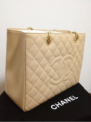 db5a84734 ... Bolsa Chanel Grand Shopper Tote - MANIA DE GRIFE ...