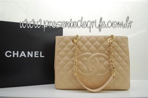 Bolsa Chanel Grand Shopper Tote