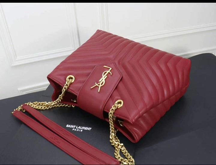 Bolsa Yves Saint Laurent Grand Shopping bag
