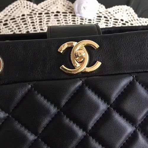 BOLSA CHANEL SHOULDER BAG SHEEPSKIN LEATHER CHA3369