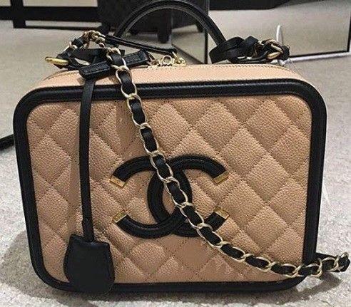 Bolsa Chanel Vanity Case