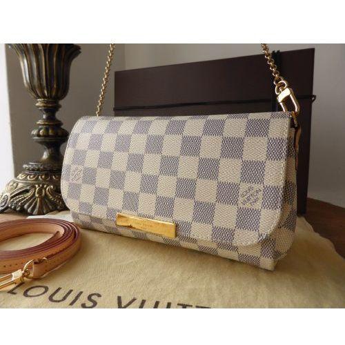 Bolsa Clutch Louis Vuitton Favorite