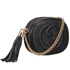 Bolsa Gucci Soho Disco mini chain