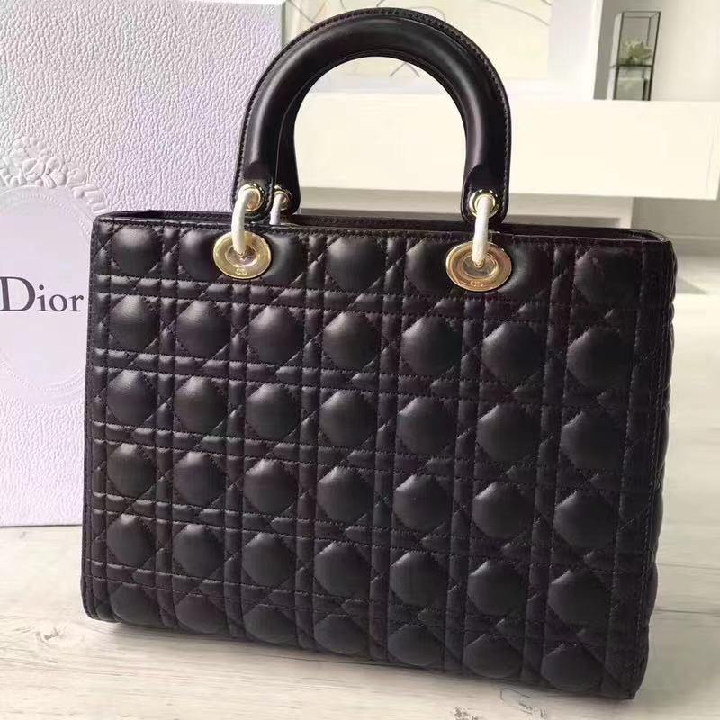 Bolsa Dior Lady Cannage