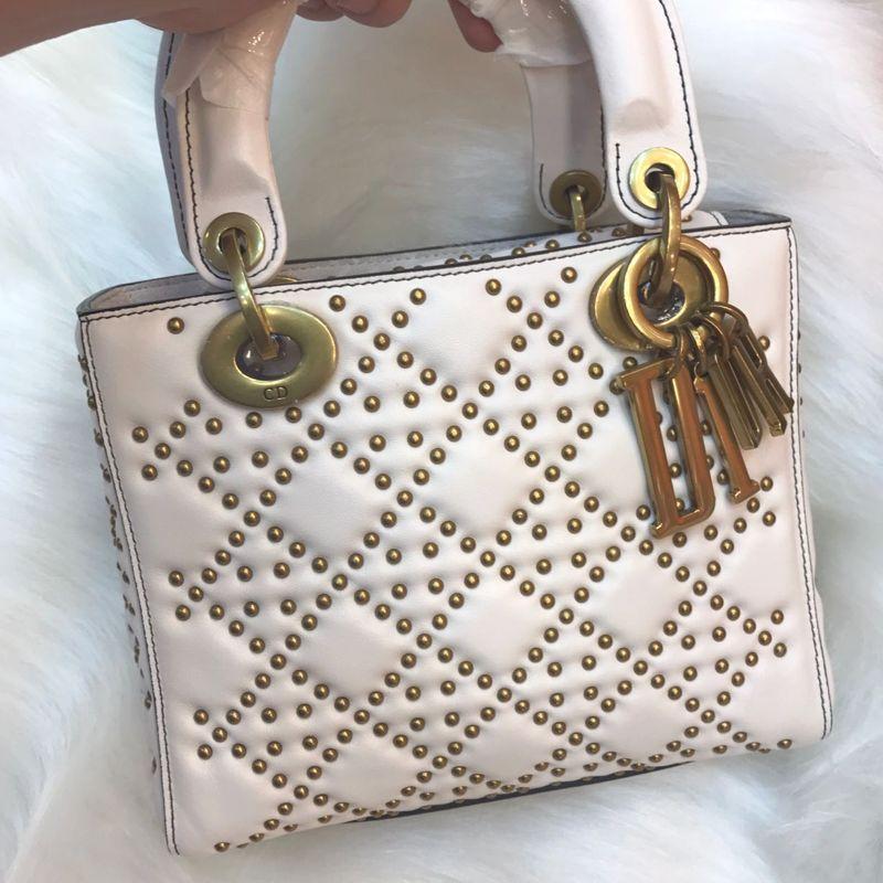 Bolsa Dior Supple Lady