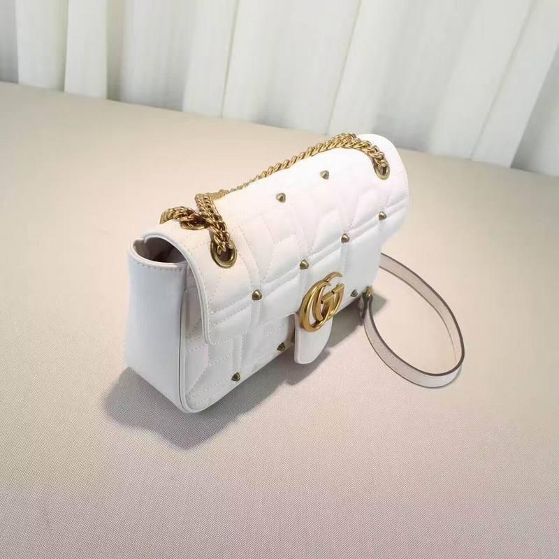 Bolsa Gucci GG Marmont matelassé shoulder bag