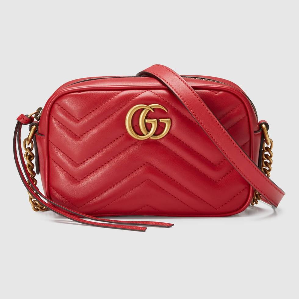 Bolsa Gucci Marmont Matelasse Mini