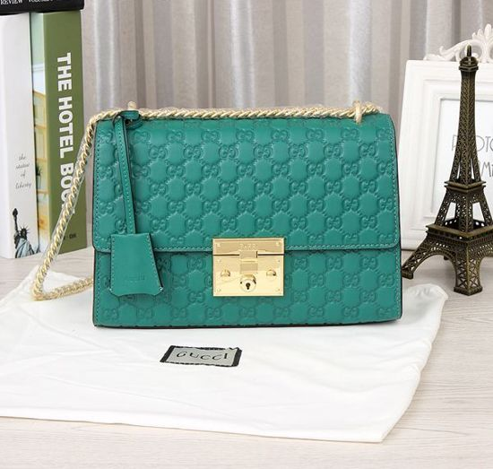BOLSA GUCCI PADLOCK SUPREME SHOULDER