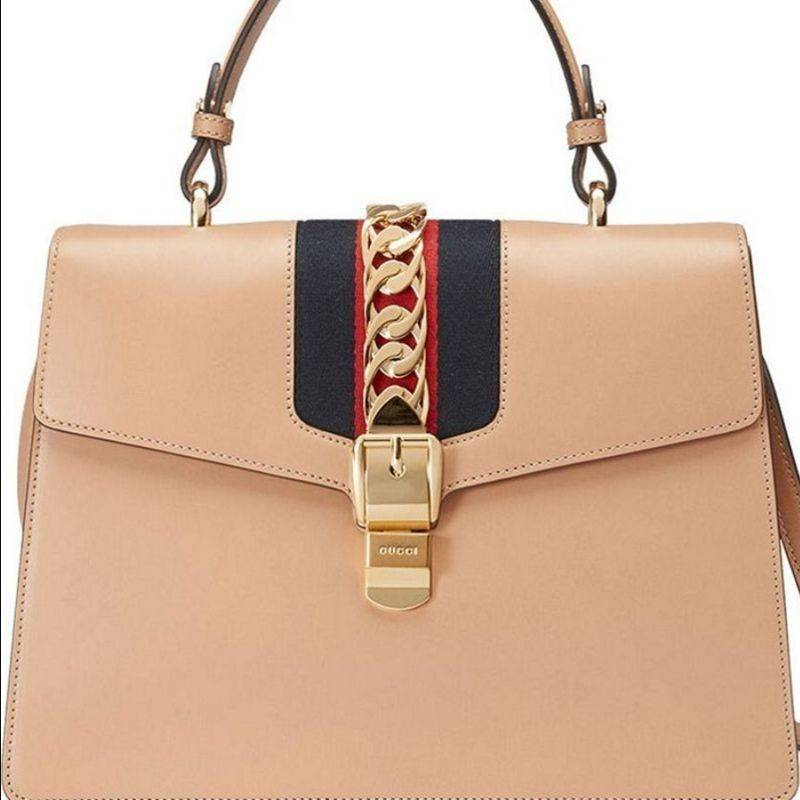BOLSA GUCCI SYLVIE MAXI TOP HANDLE