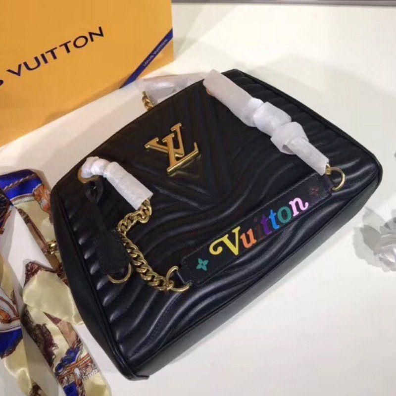 BOLSA LOUIS VUITTON CHAIN TOTE NEW WAVE M51496