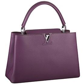 Bolsa Louis Vuitton Elegant Capucines