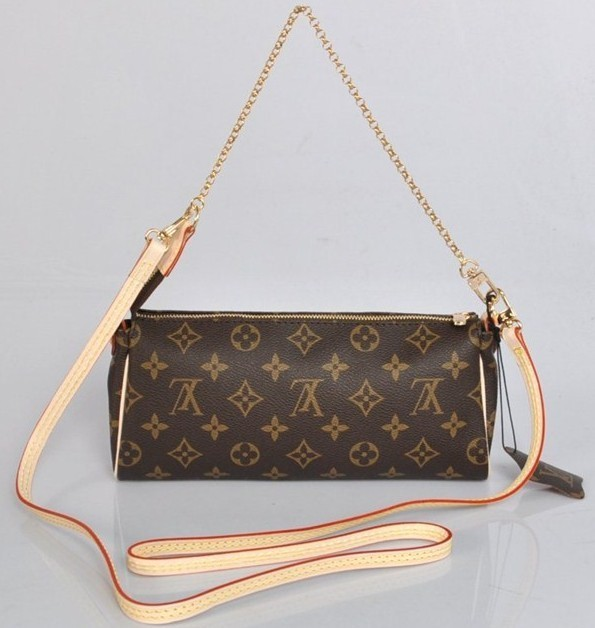 Bolsa Louis Vuitton Eva Clutch