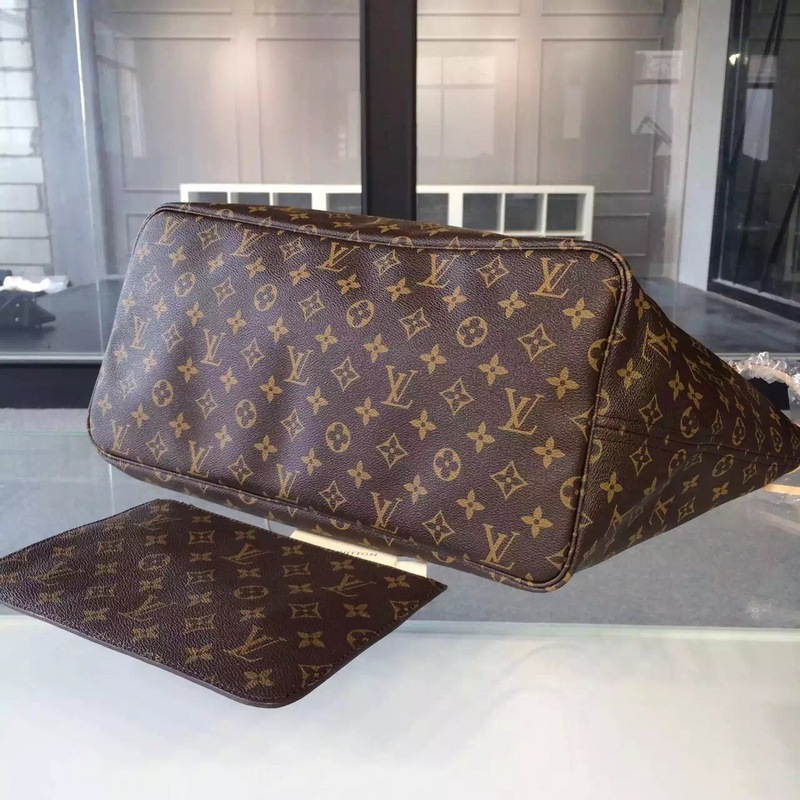 Bolsa Louis Vuitton Neverfull Monogram Canvas
