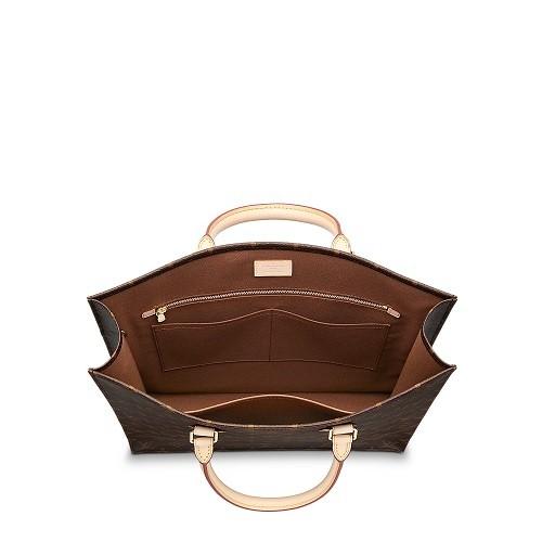 Bolsa Louis Vuitton Sac Plat M40805 Unisex