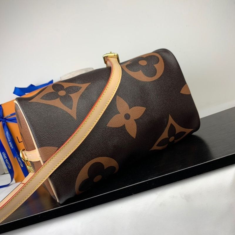 Bolsa Louis Vuitton Speedy Bandouliére Monogram Canvas