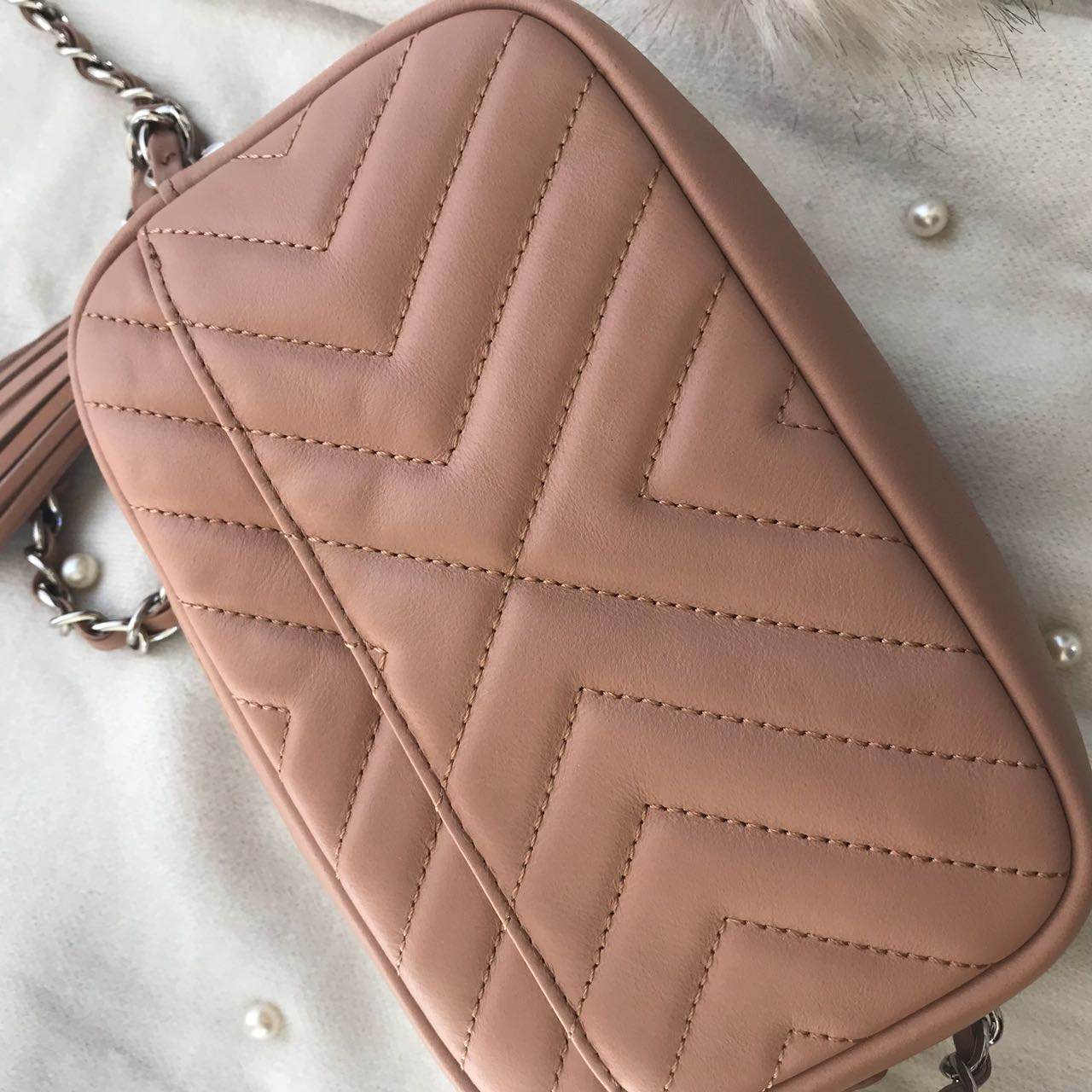 Bolsa new Crossbody Chanel