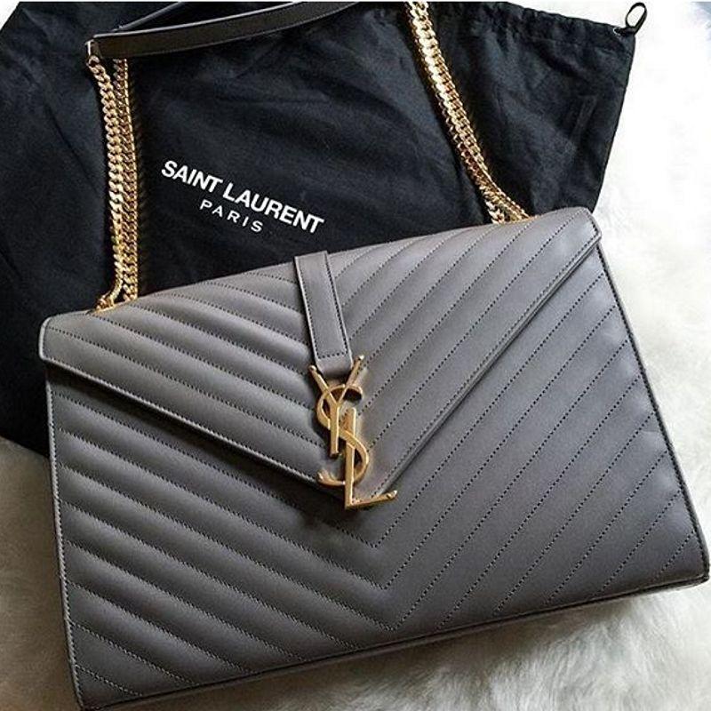 Bolsa Yves Saint Laurent Classic Flap