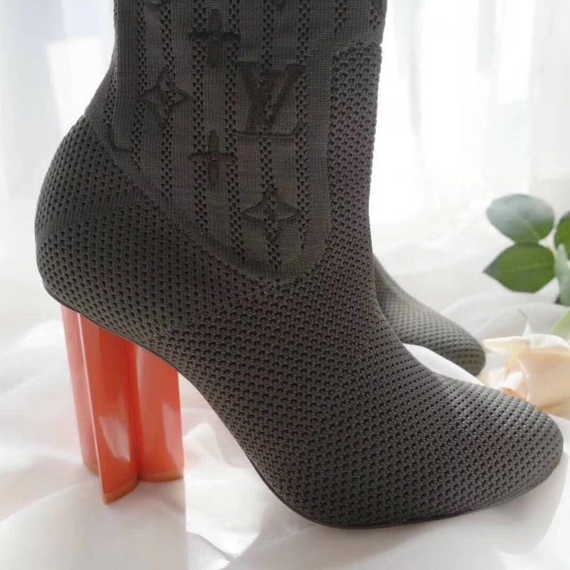 BOTA LOUIS VUITTON ANKLE BOOT SILHOUETTE