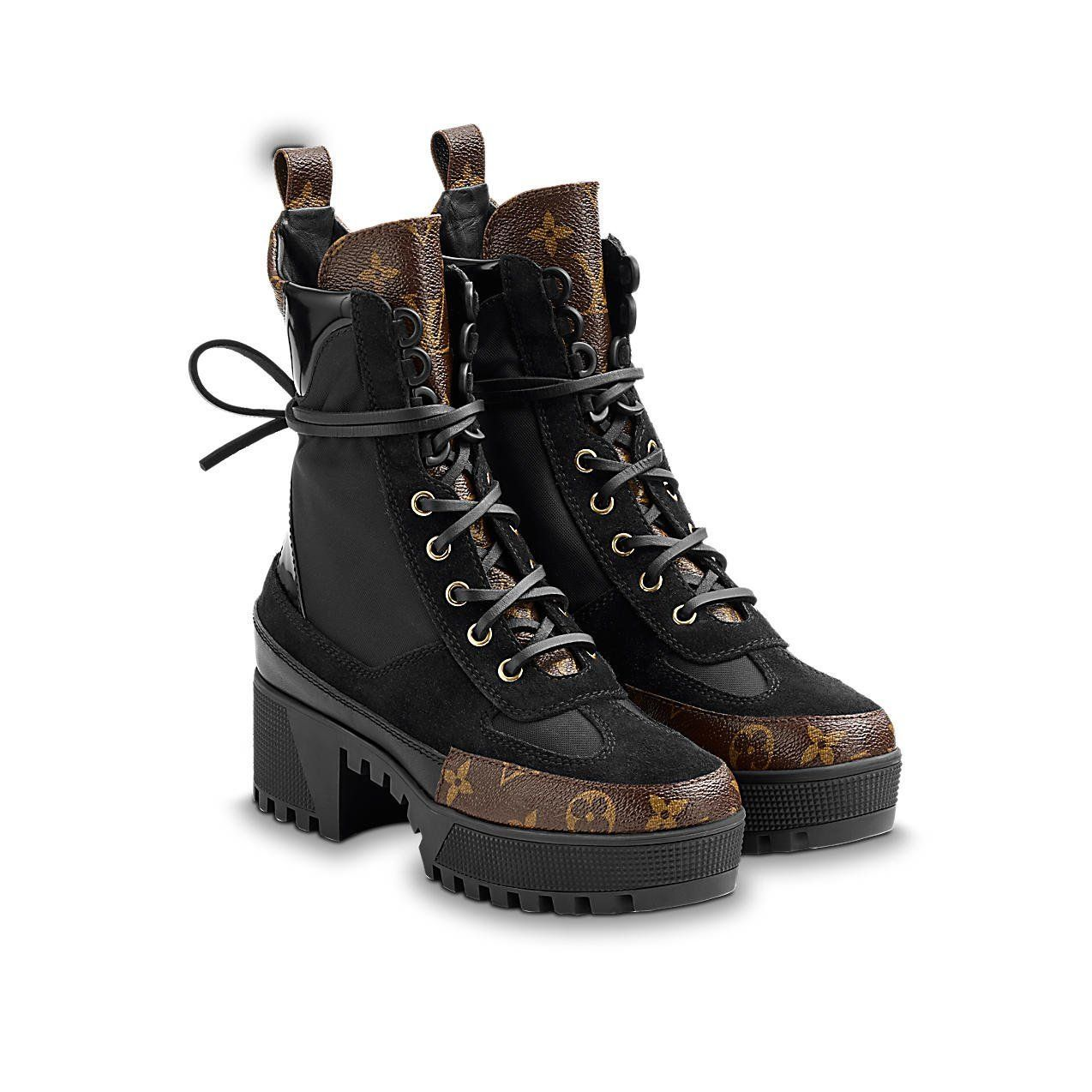 BOTA LOUIS VUITTON STAR TRAIL  MONOGRAM