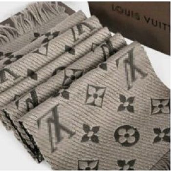 CACHECOL DE LÃ LOUIS VUITTON MONOGRAM