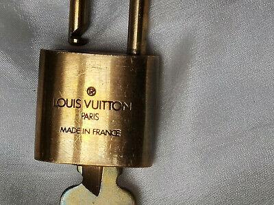 CADEADO LOUIS VUITTON