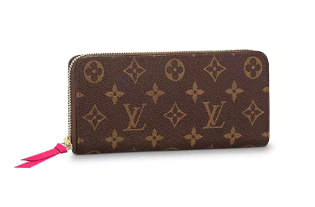 CARTEIRA LOUIS VUITTON CLÉMENCE N41626