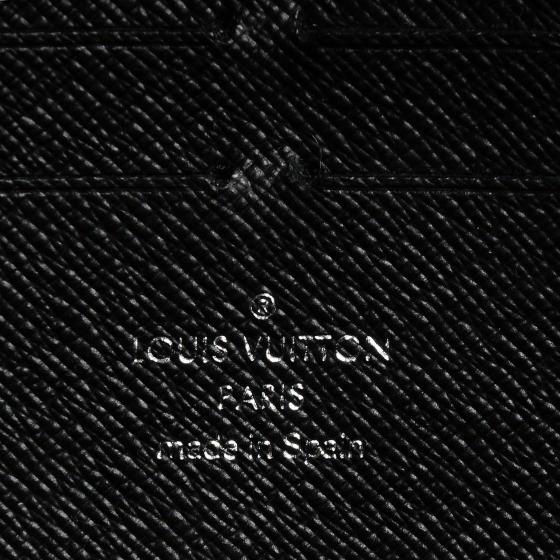 Carteira Louis Vuitton Epi Leather Zippy