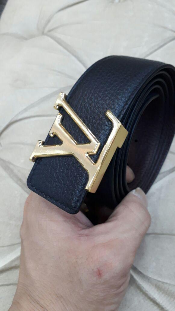 Cinto Louis Vuitton Lançamento 2018