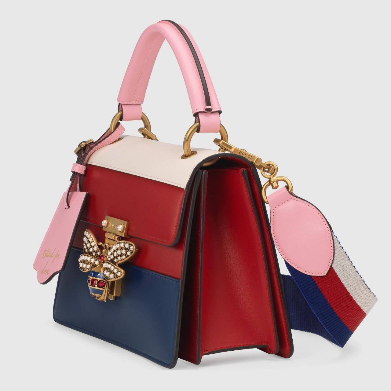 Bolsa Gucci Queen Margareth