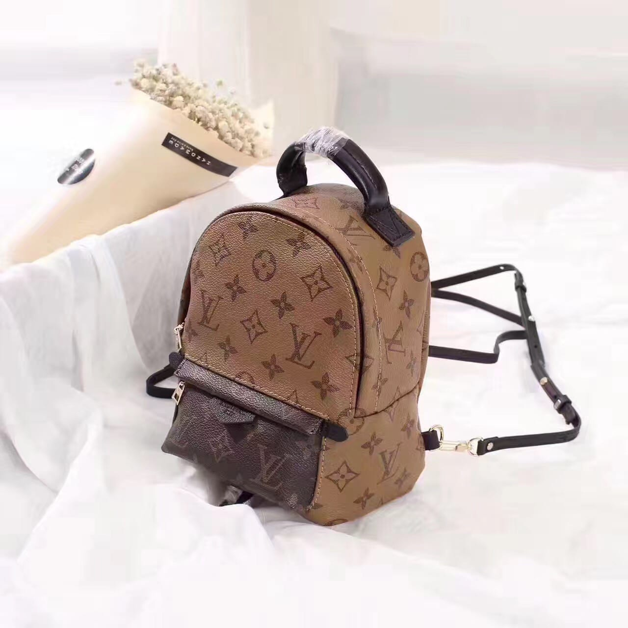 Mochila Louis Vuitton Palm Springs