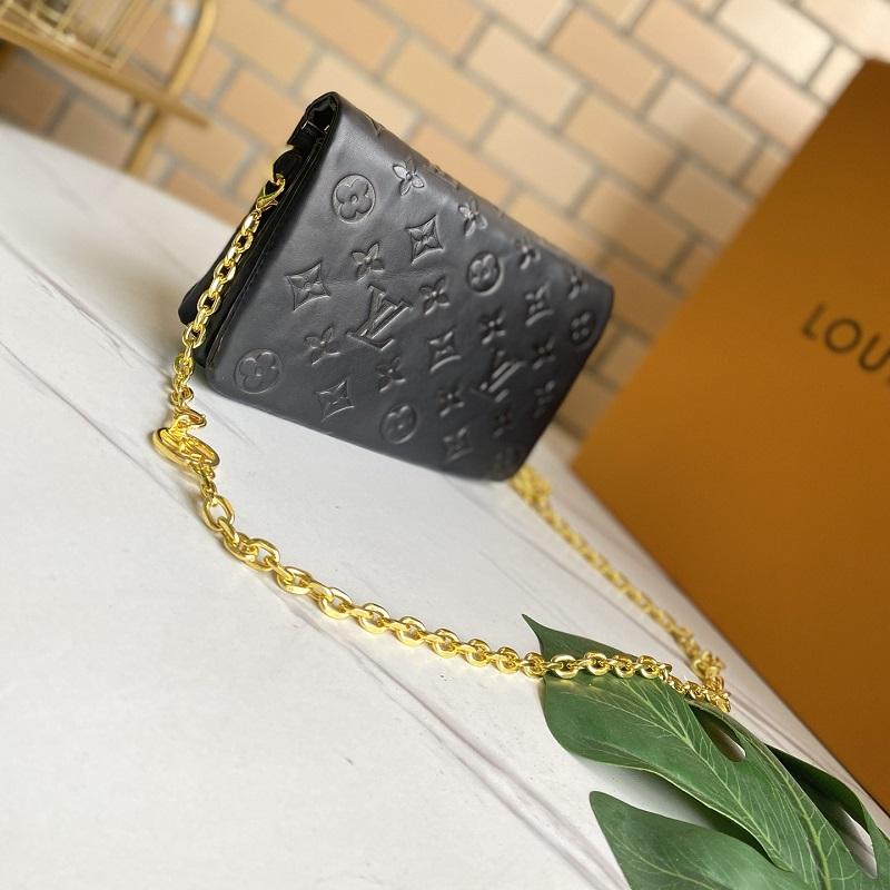 POCHETE LOUIS VUITTON COUSSIN CHAIN BAG M80742
