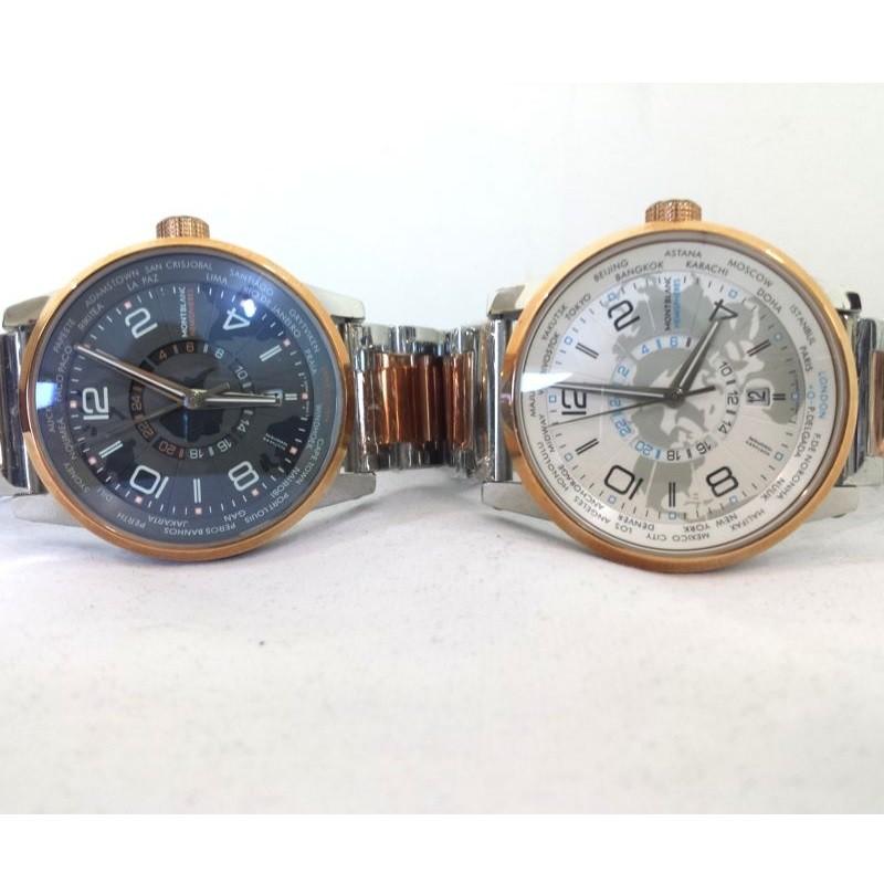 Relógio MontBlanc Hemispheres