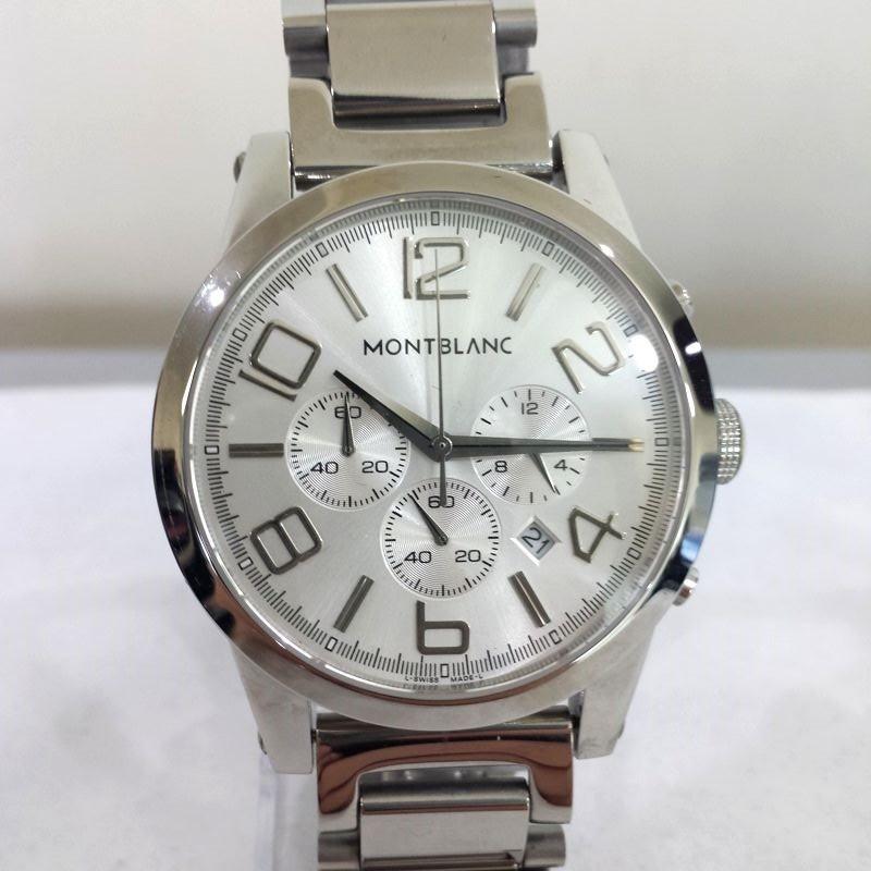 Relógio MontBlanc Timewalker